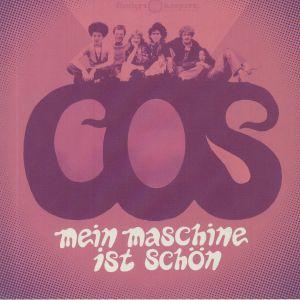 COS/DANIEL SCHELL - Mein Maschine Ist Schon
