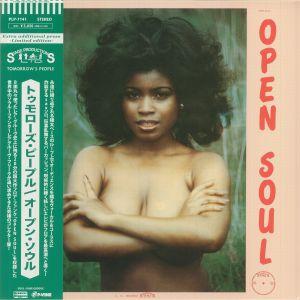 Tomorrow's People - Open Soul (reissue)