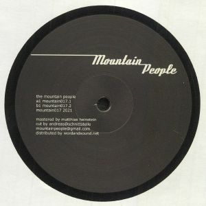 MOUNTAIN PEOPLE, The - MOUNTAIN 017