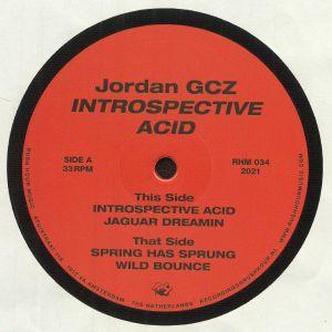 JORDAN GCZ - Introspective Acid