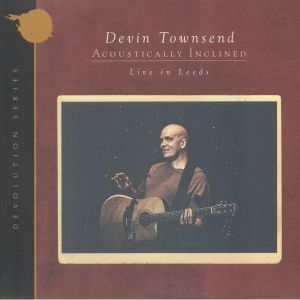 TOWNSEND, Devin - Devolution Series 1: Acoustically Inclined Live In Leeds