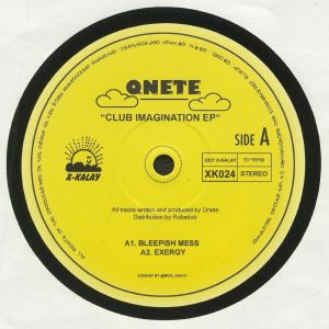 QNETE - Club Imagination EP