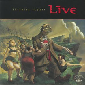 LIVE - Throwing Copper (25th Anniversary Edition)