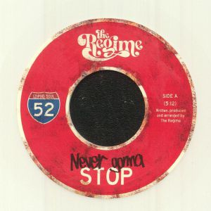 REGIME, The - Never Gonna Stop