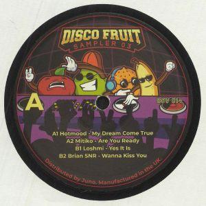 HOTMOOD/MITIKO/LOSHMI/BRIAN SNR - Disco Fruit Sampler 03
