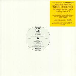 DJ RASOUL - Return Of The Mad Funk EP