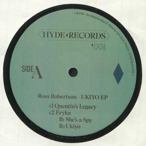 ROBERTSON, Ross - Ukiyo EP