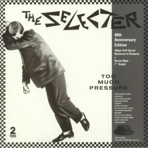 SELECTER, The - Too Much Pressure (40th Anniversary Edition) (half speed remastered)