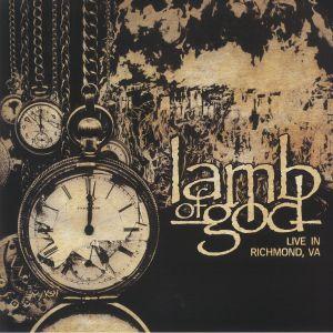 LAMB OF GOD - Live In Richmond VA