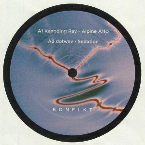 KANGDING RAY/DOTWAV/MARIO BERGER/DENISE RABE - Sammelwerk III
