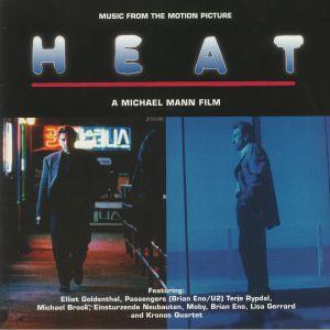 GOLDENTHAL, Elliot/VARIOUS - Heat (Soundtrack)