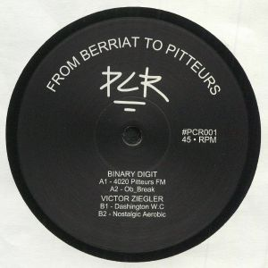BINARY DIGIT/VICTOR ZIEGLER - From Berriat To Pitteurs