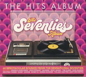 VARIOUS - The Hits Album: The Seventies Album