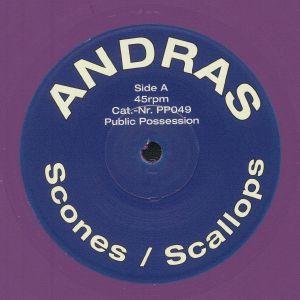 ANDRAS - Scones