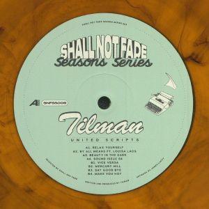 TILMAN - Untitled Scripts EP