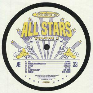 BAKEY/INTERPLANETARY CRIMINAL/HYPHO/DJ CRISPS/YOSH/ELL MURPHY/MAINPHASE - Time Is Now All Stars Volume 2