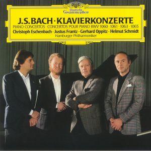 ESCHENBACH/FRANTZ/ OPPITZ/SCHMIT/HAMBURGER PHILHARMONIKER - JS Bach: Klavierkonzerte