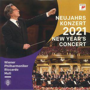MUTI, Riccardo/WIENER PHILHARMONIKER - Neujahrskonzert 2021: New Year's Concert