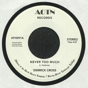 CROSS, Derrick - Never Too Much