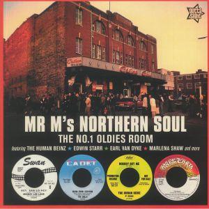 VARIOUS - Mr M's Northern Soul: The No 1 Oldies Room
