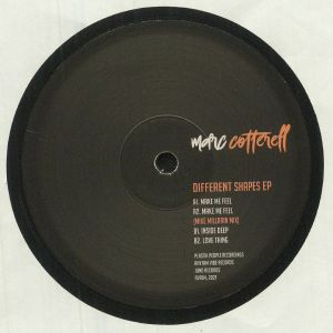 COTTERELL, Marc - Different Shapes EP (feat Mike Millrain remix)