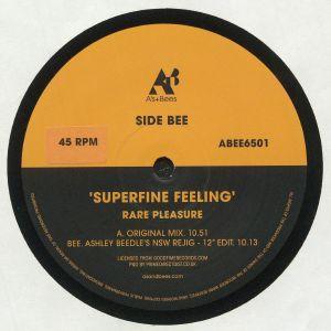 RARE PLEASURE - Superfine Feeling