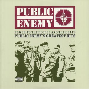 PUBLIC ENEMY - Power To The People & The Beats: Public Enemy's Greatest Hits (Record Store Day Black Friday 2020)