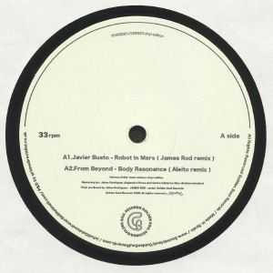 BUSTO, Javier/FROM BEYOND/TIEMPO DE MALDAD/ALEITO - The Best Remixes Of Golden Soul Records