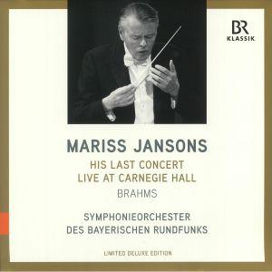 JANSONS, Mariss/SYMPHONIEORCHESTER DES BAYERISCHEN RUNDFUNKS - Brahms: Symphony No 4 (Deluxe Edition)