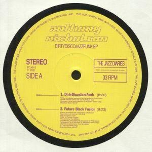 NICHOLSON, Anthony - DirtyDiscoJazzFunk EP
