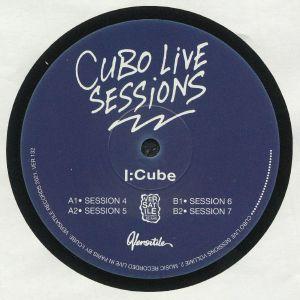 I CUBE - Cubo Live Sessions: Vol 2
