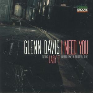 DAVIS, Glenn - I Need You
