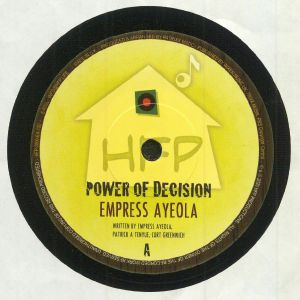 EMPRESS AYEOLA - Power Of Decision