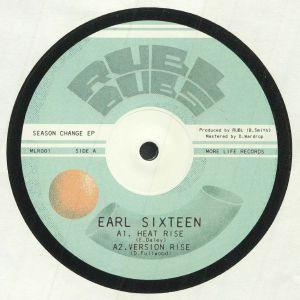 EARL SIXTEEN/BLACKOUT JA - Season Change EP