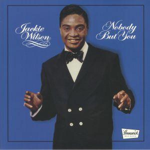 WILSON, Jackie - Nobody But You