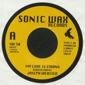 WEBSTER, Joseph - My Love Is Strong