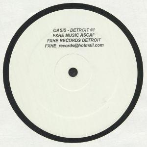 OASIS - Detroit #1 (repress)