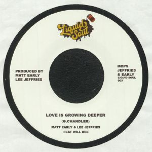 EARLY, Matt/LEE JEFFRIES feat WILL BEE - Love Is Growing Deeper