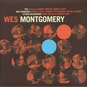 MONTGOMERY, Wes - The NDR Hamburg Studio Recordings