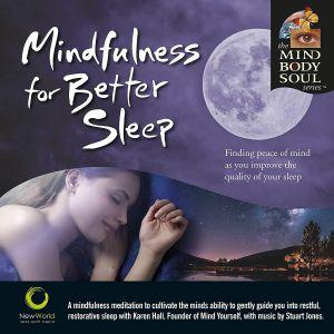 HALL, Karen - Mindfulness For Better Sleep