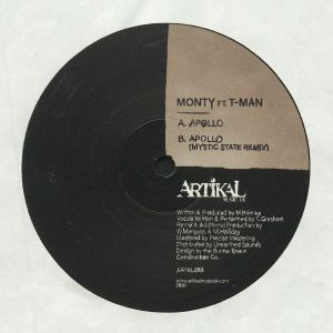 MONTY feat T MAN - Apollo