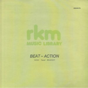 VARIOUS - Beat Action (reissue)