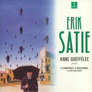 QUEFFELEC, Anne - Erik Satie: 3 Gymnopedies 6 Gnossiennes & Other Piano Works