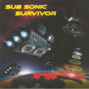 BASS JUNKIE - Sub Sonic Survivor