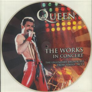 QUEEN - The Works In Concert: The Legendary Broadcast From Tokyo Act I