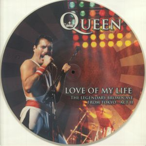 QUEEN - Love Of My Life: The Legendary Broadcast From Tokyo Act II
