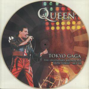 QUEEN - Tokyo Gaga: The Legendary Broadcast From Tokyo Act III
