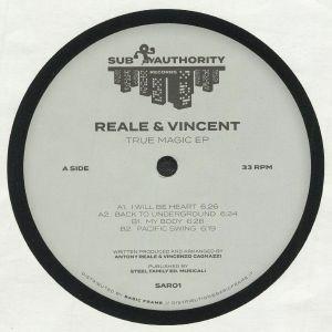 REALE & VINCENT - True Magic EP