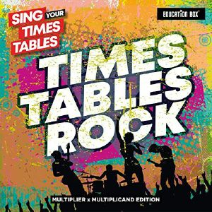 EDUCATION BOX - Sing Your Times Tables: Times Tables Rock (Multiplicand X Multiplier Edition)