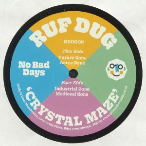 RUF DUG - Crystal Maze